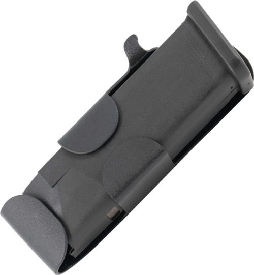 1791 Gunleather Snagmag Single Glock 43x, Black, Leather