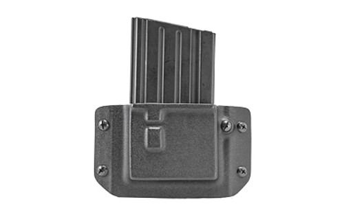 Mission First Tactical Mag Pouch AR10 Mag (Any) - Single , Black