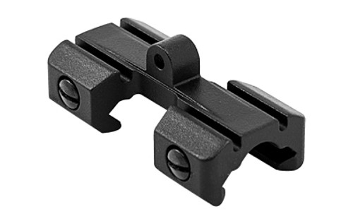 Mission First Tactical E-Volv Metal Picatinny Rail Sling Swivel Stud Bipod Mount , Black