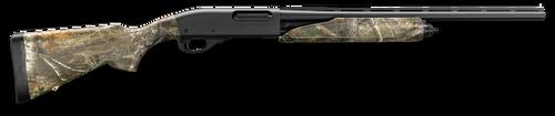 "Remington 870 Express Compact Camo, Pump, 20 Ga, 3"" Chamber, 21"" Barrel, Black, RealTree Edge Synthetic Stock, 4Rd"