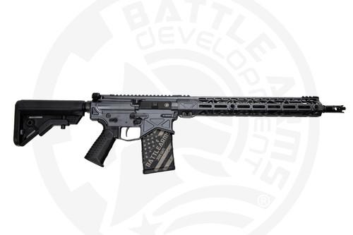 "Battle Arms Development XYSTON Combat .308 Win, 16"" Barrel, Battlearms Grey, 20rd"