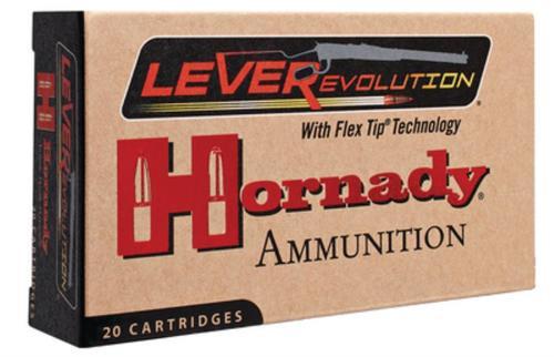 Hornady LEVERevolution .308 Marlin Express 160gr, Evolution Bullet 20rd Box