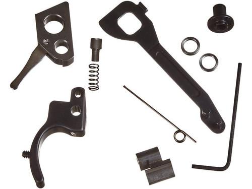 Volquartsen Accurizing Kit for the Ruger MK IV Pistol, Black Trigger
