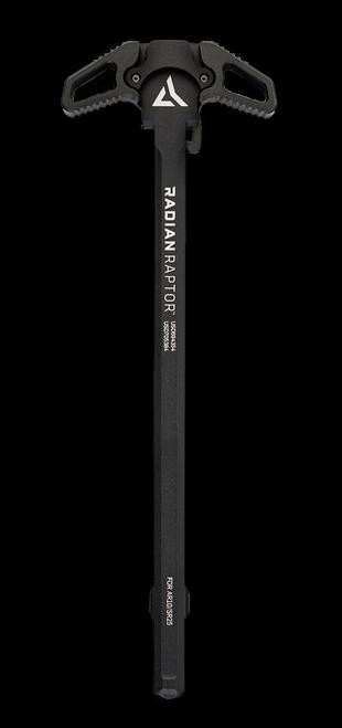 Radian Raptor Ambidextrous Charging Handle, AR10/SR25, Black