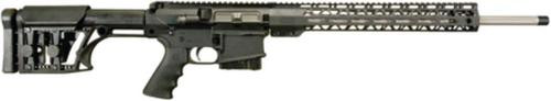 "Windham Weaponry 6.5mm Creedmoor, 20"" Barrel, Railed Forend, No Sights Luth-AR Stock 5rd"