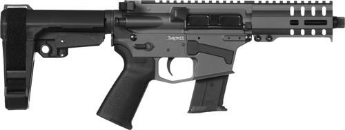 "CMMG Banshee 300 Mk57 5.7x28mm, 5"" Barrel, RipBrace, Sniper Grey, 20rd"