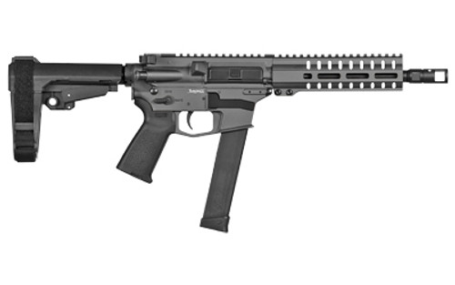 "CMMG Banshee 300 Pistol MK10 10mm, 8"" Barrel, Sniper Grey, 30rd"