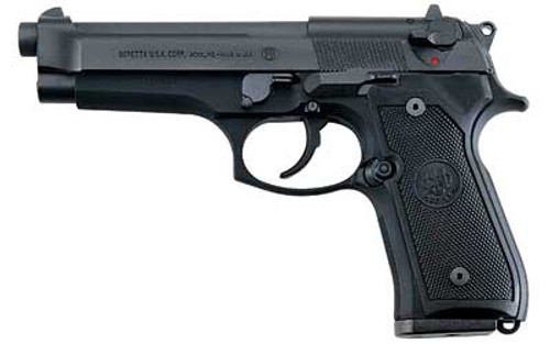 Beretta 92FS 9MM Black w/15 rd Mags