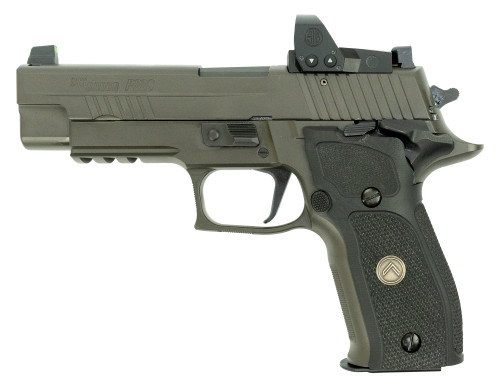"Sig P226 Legion SAO RXP 9mm Full-Size, 9mm, 4.4"" Barrel, Legion Gray, 3x 15rd"