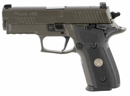 "Sig P229 Legion 9mm, SAO, 3.9"" Barrel, X-Ray 3, Legion Gray, 10rd"