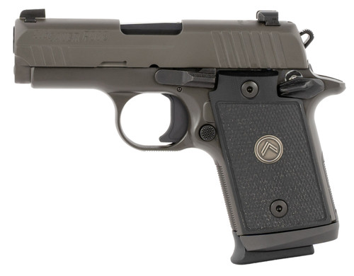 "Sig P938 Legion Micro-Compact 9mm, 3"" Barrel, X-Ray 3, Legion Gray, 7rd"