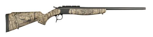 CVA Scout Compact 410 Ga, Full Turkey, Blued, Timber