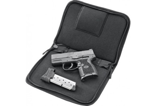 "FN 503 9mm, 3.1"" Barrel, Low Profile Sights, Black, 6rd/8rd"