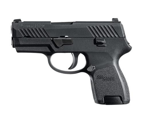 "Sig P320 Sub-Compact 40 S&W, 3.6"", Black, Pre-owned/RED BOX, 10rd"