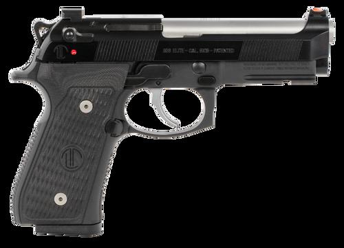 "Beretta 92G Elite LTT Centurion 9mm 4.25"" 10+1 Black Synthetic Grip"