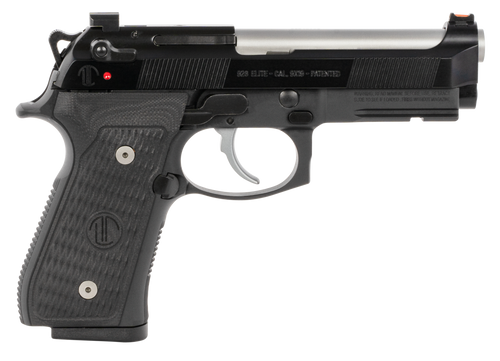 "Beretta 92G Elite LTT Centurion 9mm 4.25"",  Black Synthetic Grip,  10 rd"