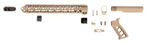 Timber Creek Enforcer AR Build Kit, Flat Dark Earth Cerakote