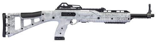 "Hi-Point 4595TS 45 ACP 17.50"",  Kryptek Yeti All Weather Skeletonized Stock,  9 rd"