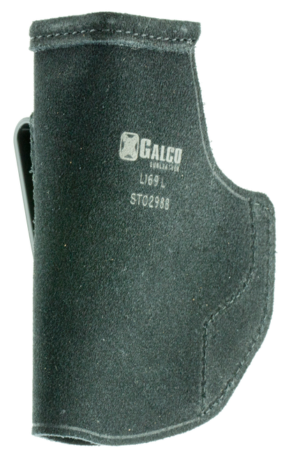 Galco Stow-N-Go Black Leather Inside Waistband Glock 29,30, Right Hand
