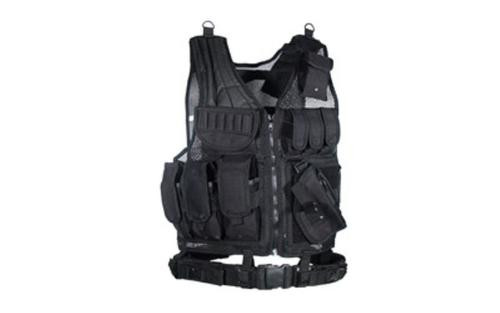 Leapers, Inc. - UTG Sportsman Tactical Scenario Vest, Black