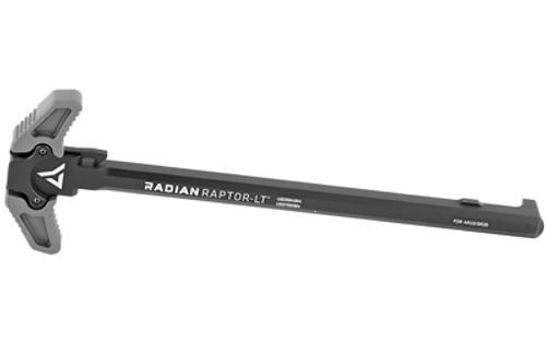 Radian Raptor LT Ambidextrous Charging Handle AR-10/SR-25 - Stealth Grey