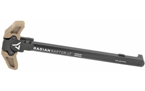 Radian Raptor LT Ambidextrous Charging Handle AR-15/M-16 -, Flat Dark Earth