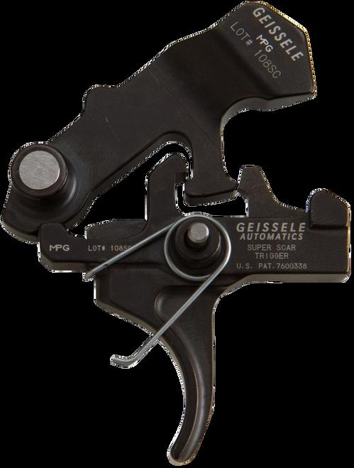 Geissele Automatics 05-267 Super Sabra Trigger Pack Tavor & X95 Rifles Steel Bl