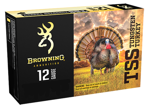 "Browning TSS Tungsten 12 Ga, 3"", 1 3/4 oz, 7 Shot, 5rd Box"