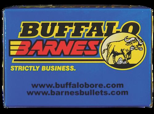 Buffalo Bore Buffalo-Barnes Premium Lead Free 375 H&H Mag 235gr, Barnes TSX, 20rd Box