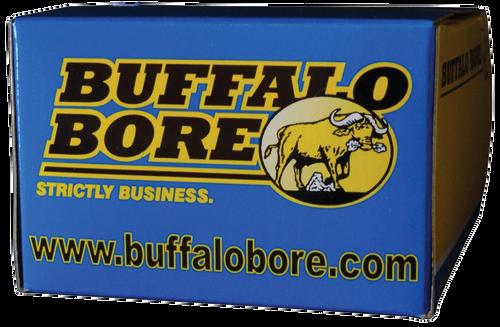 Buffalo Bore Heavy 444 Marlin 300gr, Semi Jacketed Flat Point, 20rd Box