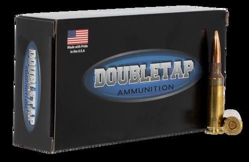 DoubleTap Ammunition Long Range, 6.5 Creedmoor, 140Gr, Boat Tail Hollow Point, 20rd Box