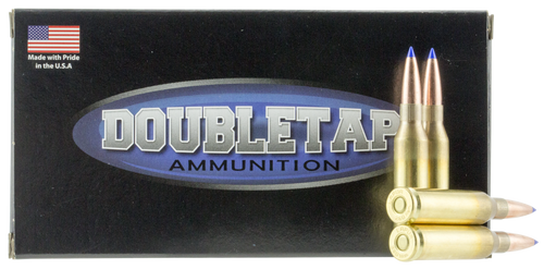 DoubleTap Longrange 260 Remington 130gr, Swift Scirocco II, 20rd Box