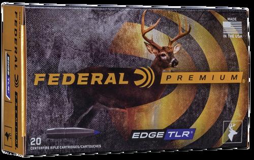 Federal Premium 6.5 Creedmoor 130gr, Edge Terminal Long Range, 20rd Box
