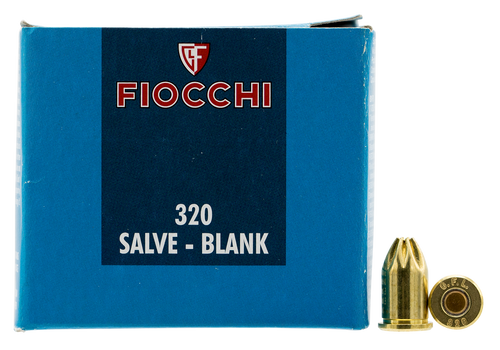 Fiocchi Handgun Blank 32 Rimmed, 50rd Box - Not Ammo, These Are Blanks