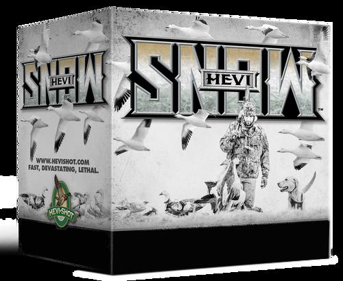 "HEVI-Shot Hevi-Snow 12 Ga 3.50"", 1 3/8oz, 1 Shot, 25rd Box"