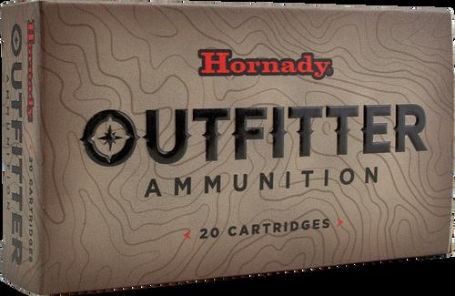 Hornady Outfitter 300 Rem Ultra Mag 180gr, GMX, 20rd Box