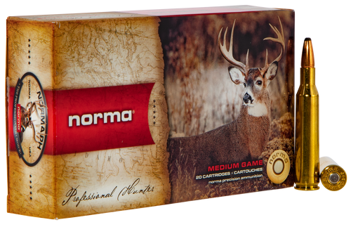 Norma PH 257 Roberts 100gr, Soft Point, 20rd Box