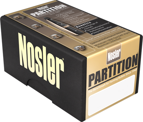 Nosler Trophy Grade Partition 33 Nosler 250gr, Partition, 20rd Box