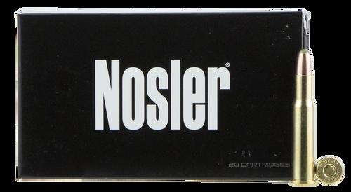 Nosler E-Tip 30-30 Winchester 150gr, E-Tip Lead-Free, 20rd Box