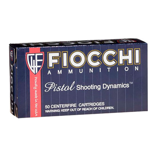 Fiocchi Extrema .25 Auto 35gr, XTP, Hollow Point, 50rd Box