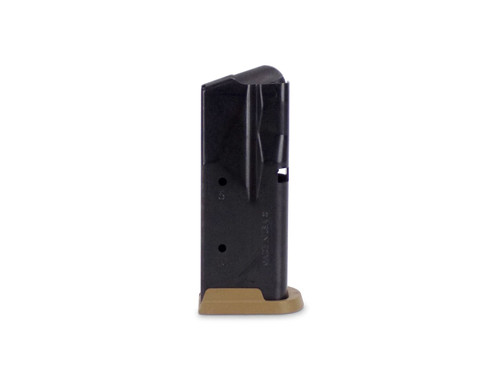 Sig 365 9mm Magazine, Coyote Brown Base Pag 10rd