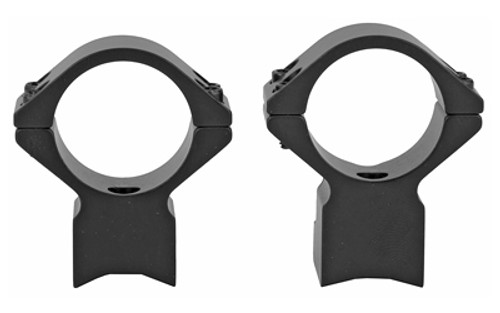 Kimber Talley Aluminum Base/Ring 1-In. 8400 High Black