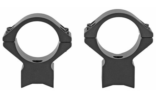 Kimber Talley Aluminum Base/Ring 1-In. 8400 Med Black