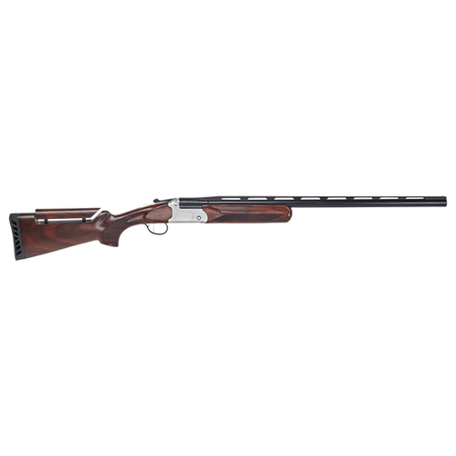 "Stevens 555 Trap Shotgun 20g 30"" Barrel, Walnut Stock, Multi Choke"