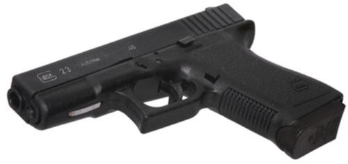 Pearce Grip Glock Compact & Full Size All Calibers Grip Enhancer Black