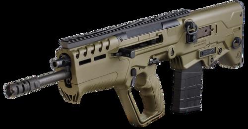 "IWI US Tavor 7 308 Win/7.62 NATO 16.50"",  Olive DrabGreen Fixed Bullpup Synthetic Stock Black Steel Receiver,  20 rd"
