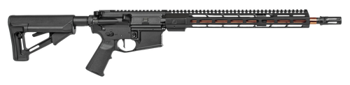 "ZEV Technologies Core Elite AR-15 5.56mm/223, 16"" Fluted Match Barrel W/Bronze PVD Coating, Black, Magpul MOE Furniture, 1x 30rd PMAG"
