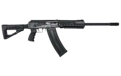 "Kalashnikov KS-12, 12 Ga, 16.25"" Barrel, Black, Side Folding Stock, 10rd"
