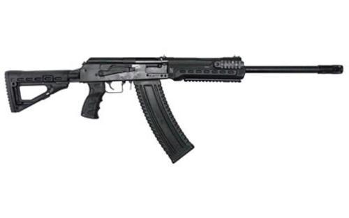 """Kalashnikov KS-12, 12 Ga, 16.25"""" Barrel, Black, Side Folding Stock, 10rd"""