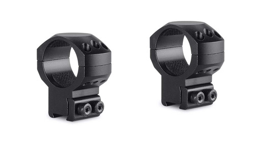 Hawke Tactical Ring Mounts 9-11mm, High,30mm,2Pc, With Nut